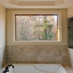 craftsman style homes master bathroom