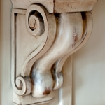 craftsman style homes interior trim