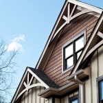 craftsman style homes gables