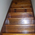 tudor remodeling stairs