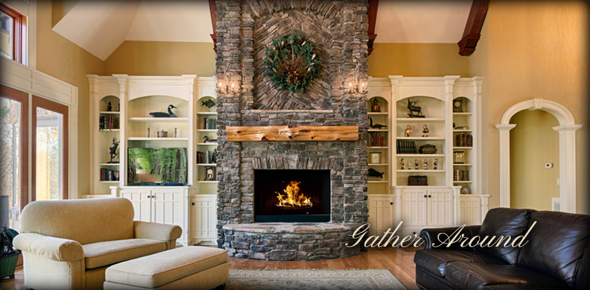 A Cobble Creek Custom Home will give you the space you need to gather comfortably with the ones you love most.