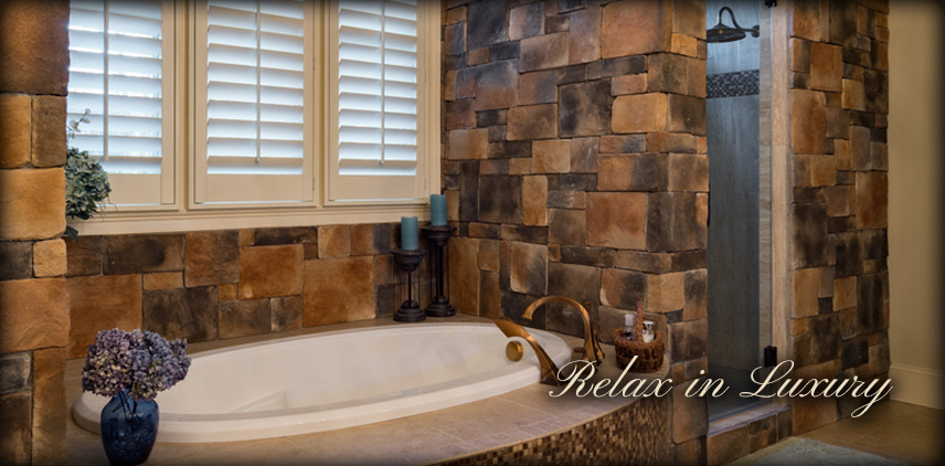 Every Space Is Designed For Luxury So You Can Relax In Your New Custom Home