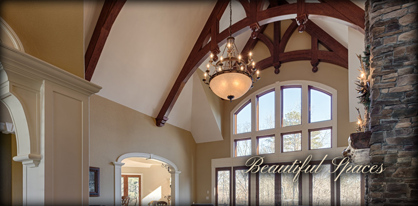 High Arch Custom Entryway