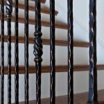 craftsman style homes stairway